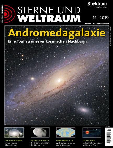 Spektrum - Sterne und Weltraum November 15, 2019 00:00