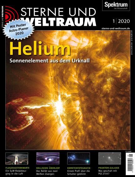 Spektrum - Sterne und Weltraum December 13, 2019 00:00