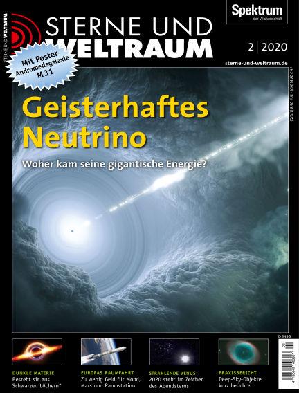 Spektrum - Sterne und Weltraum January 17, 2020 00:00