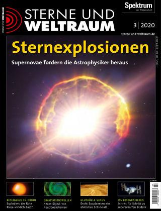Spektrum - Sterne und Weltraum 3 2020