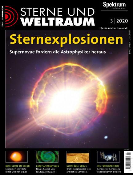 Spektrum - Sterne und Weltraum February 14, 2020 00:00