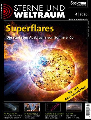 Spektrum - Sterne und Weltraum 4 2020