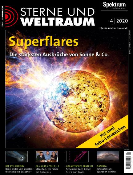 Spektrum - Sterne und Weltraum March 13, 2020 00:00