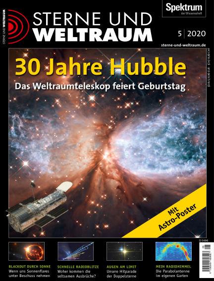 Spektrum - Sterne und Weltraum April 17, 2020 00:00