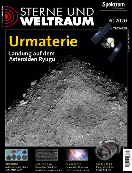 Spektrum - Sterne und Weltraum May 15, 2020 00:00