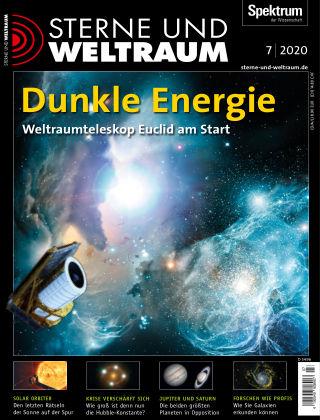Spektrum - Sterne und Weltraum 7 2020
