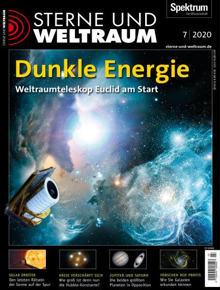 Spektrum - Sterne und Weltraum June 12, 2020 00:00
