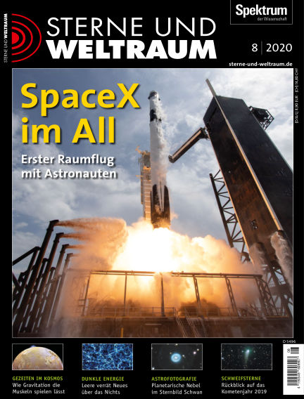 Spektrum - Sterne und Weltraum July 15, 2020 00:00