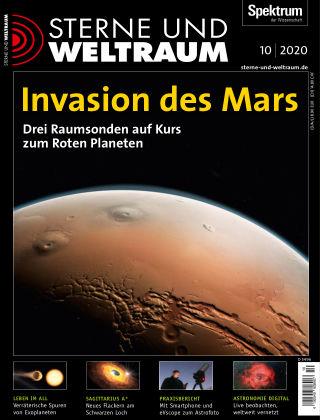 Spektrum - Sterne und Weltraum 10 2020