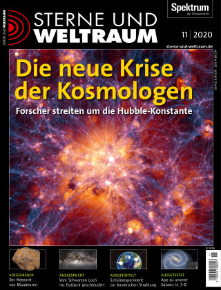 Spektrum - Sterne und Weltraum 11 2020
