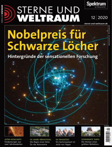 Spektrum - Sterne und Weltraum November 13, 2020 00:00