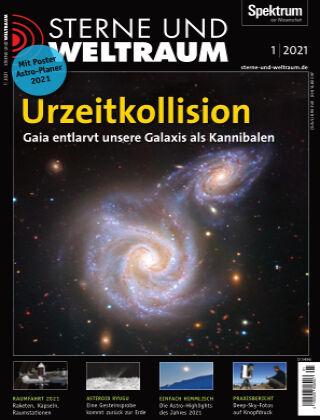 Spektrum - Sterne und Weltraum 1 2021