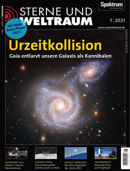 Spektrum - Sterne und Weltraum December 11, 2020 00:00