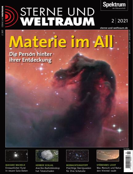 Spektrum - Sterne und Weltraum January 15, 2021 00:00