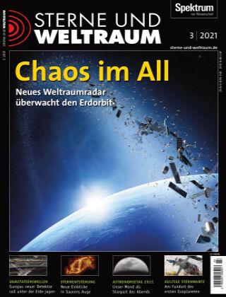 Spektrum - Sterne und Weltraum 3 2021