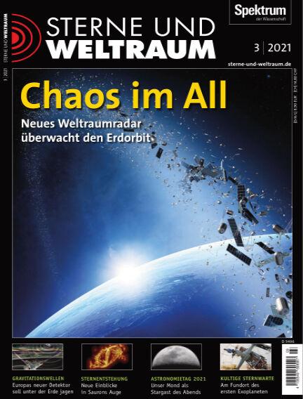 Spektrum - Sterne und Weltraum February 12, 2021 00:00