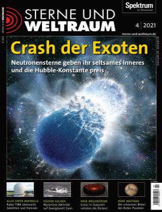 Spektrum - Sterne und Weltraum 4 2021