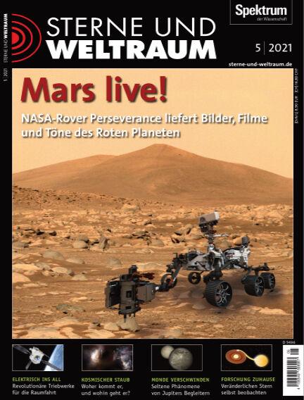 Spektrum - Sterne und Weltraum April 16, 2021 00:00