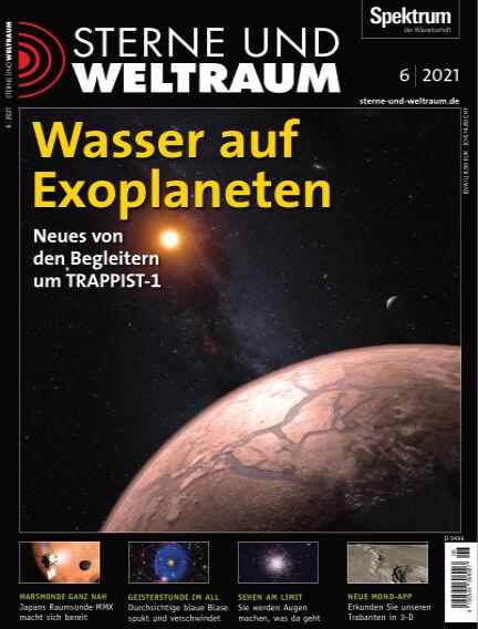 Spektrum - Sterne und Weltraum May 14, 2021 00:00