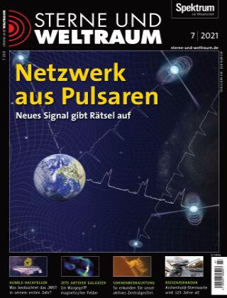 Spektrum - Sterne und Weltraum 7 2021