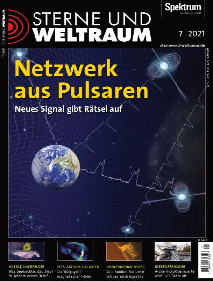 Spektrum - Sterne und Weltraum June 11, 2021 00:00