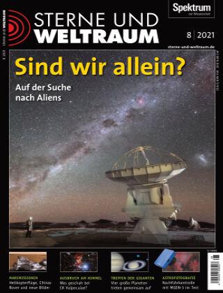 Spektrum - Sterne und Weltraum 8 2021