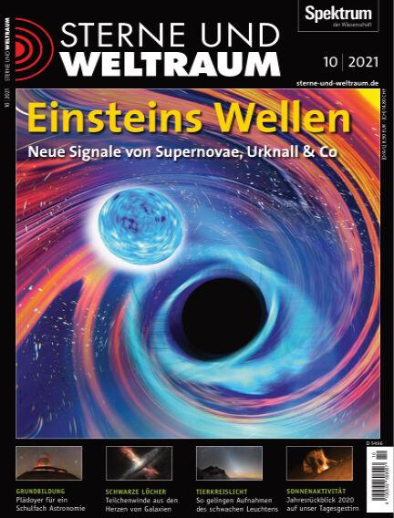 Spektrum - Sterne und Weltraum September 10, 2021 00:00