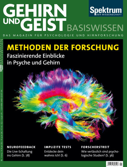 Spektrum - Gehirn&Geist Basiswissen