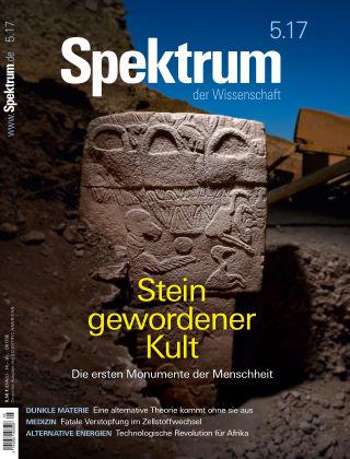 Spektrum der Wissenschaft 05 2017