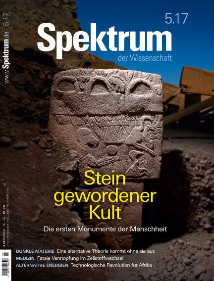 Spektrum der Wissenschaft April 22, 2017 00:00