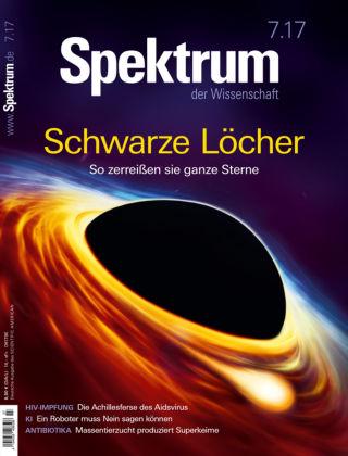 Spektrum der Wissenschaft 7 2017