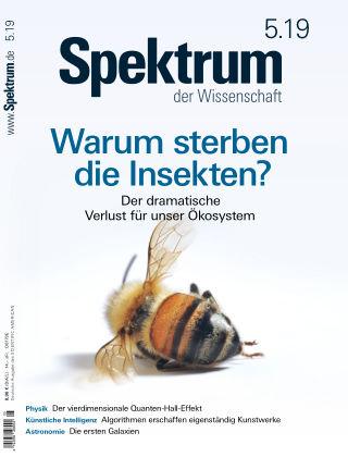 Spektrum der Wissenschaft 5 2019