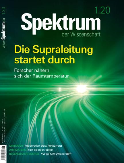 Spektrum der Wissenschaft December 14, 2019 00:00