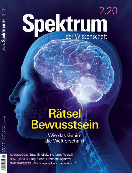 Spektrum der Wissenschaft January 18, 2020 00:00