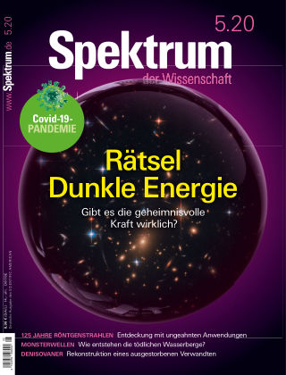 Spektrum der Wissenschaft 05 2020