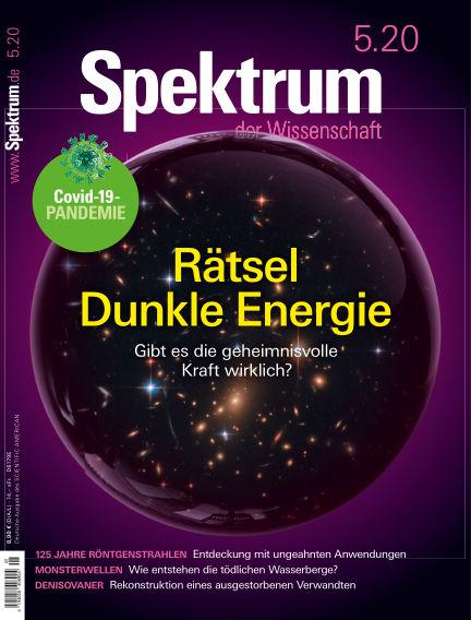 Spektrum der Wissenschaft April 18, 2020 00:00