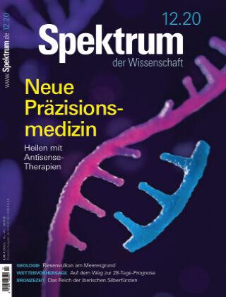 Spektrum der Wissenschaft 12 2020