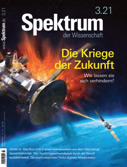 Spektrum der Wissenschaft February 20, 2021 00:00