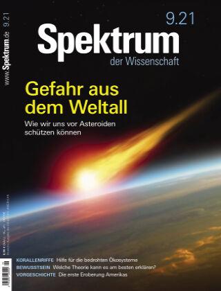 Spektrum der Wissenschaft 9 2021