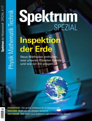 Spektrum Spezial Inspektion der Erde