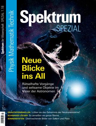 Spektrum Spezial Neue Blicke ins All