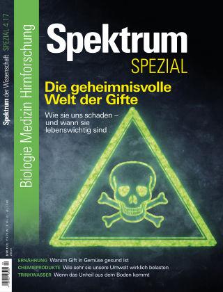 Spektrum Spezial Die Welt der Gifte