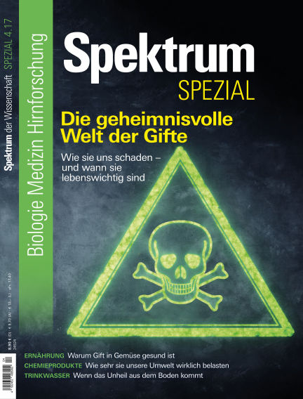 Spektrum Spezial October 27, 2017 00:00