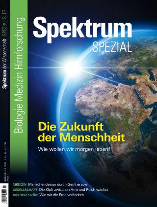 Spektrum Spezial Zukunft der Mensch