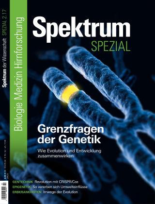Spektrum Spezial Genetik
