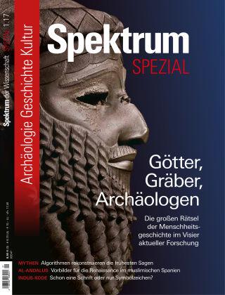 Spektrum Spezial Götter, Gräber