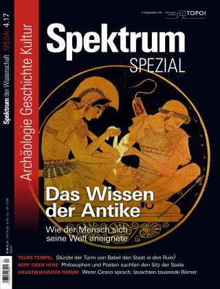 Spektrum Spezial Wissen der Antike