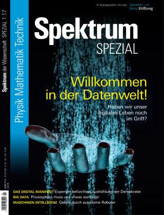 Spektrum Spezial Datenwelt