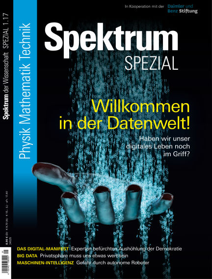 Spektrum Spezial February 17, 2017 00:00