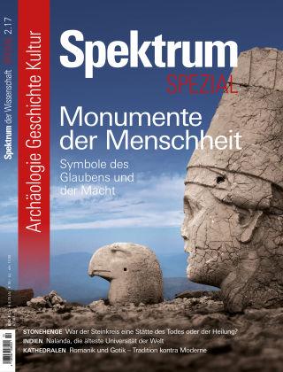 Spektrum Spezial Monumente